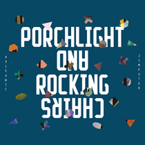 Porchlight and Rocking Chairs